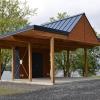 Pavillon Gazebo Parc Lambton - Lambton